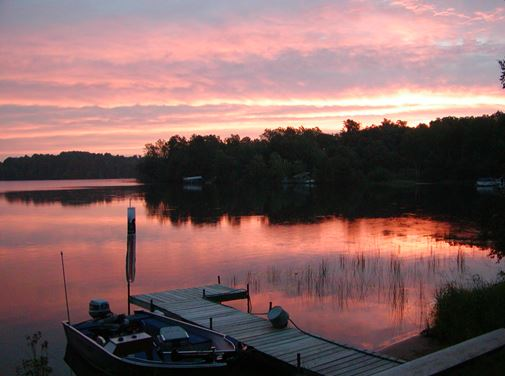 Lake Nancy Sunrise