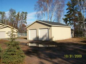 9 Detached Heated Garage