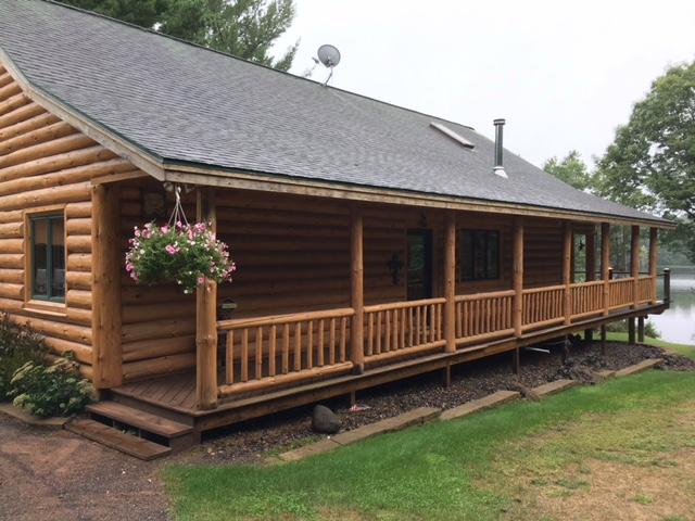 Wascott Wi Lake Home Kevin Brisky Lakewoods Real Estate